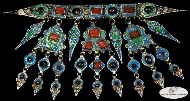 Finlande: Le musée Helinä Rautavaara expose une collection de bijoux marocains