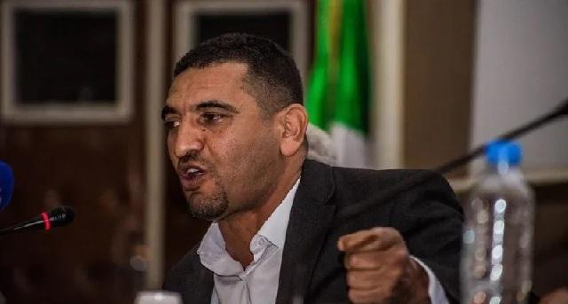 Karim Tabbou, une des figures de l'opposition algérienne, arrêté à Alger