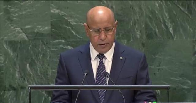 Après l'accueil glacial réservé à Brahim Ghali, les médias du Polisario s'attaquent au président mauritanien suite à son speech à l'ONU