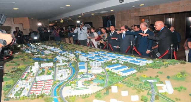 La Cité Mohammed VI Tanger Tech prête à accueillir dès fin octobre les premières entreprises