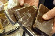 Tanger-Med: Saisie de 2,2 tonnes de chira destiné au trafic international