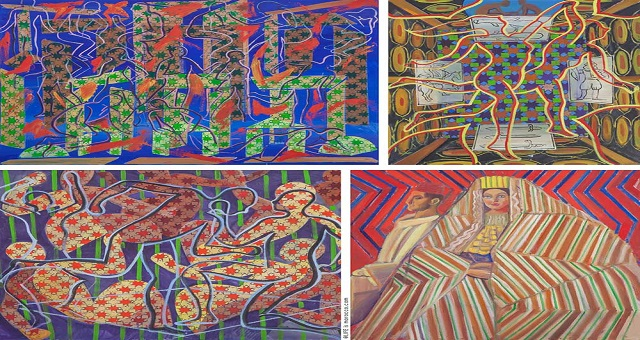 La galerie Siniya 28 à Marrakech expose «Between the lines» de Rachid Bouhamidi