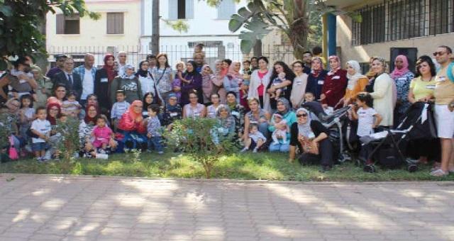 3ème édition de la Grande Tétée à la Maison des Jeunes Sidi Bernoussi