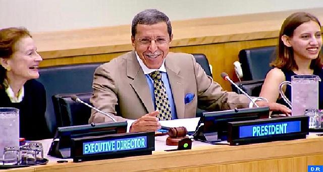 Hilale: « L'autonomie est l'unique et seule solution à la question du Sahara »