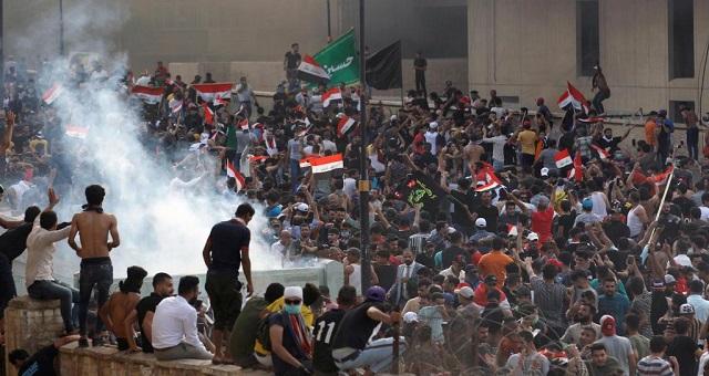 Contestation en Irak: 73 morts et plus de 3.000 blessés depuis mardi