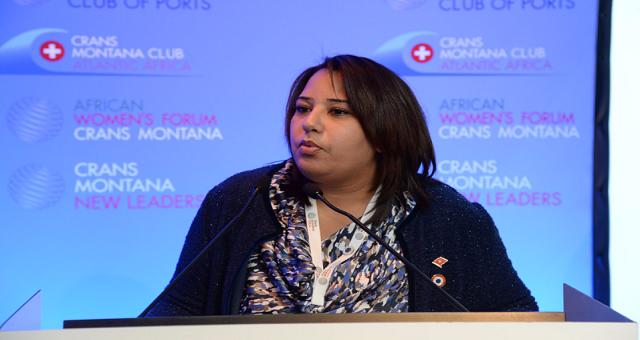La Marocaine Karima Rhanem parmi 30 jeunes leaders les plus influents d'Afrique et d'Europe