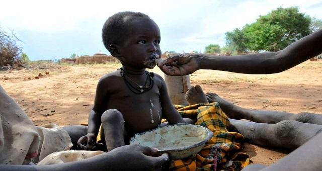 60 % des personnes confrontées à la faim se trouvent dans des pays touchés par les conflits