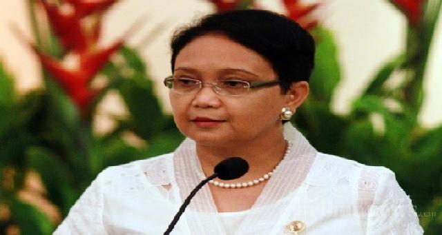 La ministre indonésienne des Affaires étrangères salue les efforts de S.M le Roi en faveur de la cause palestinienne