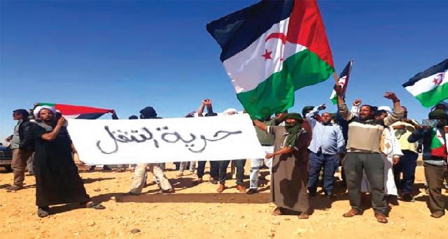 Répression dans les camps de Tindouf: Le Conseil des droits de l'homme de l'ONU interpellé