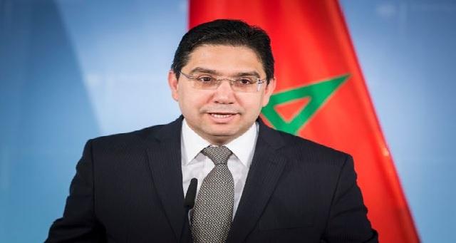 Bourita: ''Le Maroc consterné par les allégations du porte-parole de la présidence algérienne''