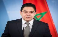 Bourita: «Le Maroc respecte les attributions du SG de l'ONU au sujet de la nomination d'un nouvel Envoyé personnel pour le Sahara»