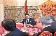 Le Roi Mohammed VI préside à Rabat un Conseil des ministres
