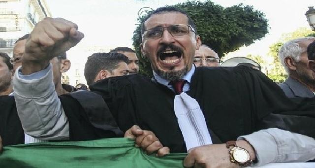 Algérie: Les juges et procureurs mènent une grève illimitée pour réclamer l'indépendance de la justice