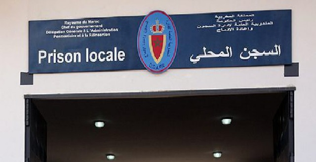 Tanger : L'administration pénitentiaire assure qu'un des détenus des événements d'Al Hoceima n'a déposé aucun préavis de grève de la faim