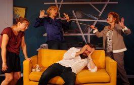 Théâtrales de Casablanca: « C'est Pourtant simple » au Studio des Arts Vivants
