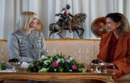 Arrivée au Maroc d'Ivanka, fille et conseillère du président américain, Donald Trump