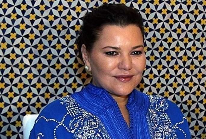 Hommage à la Dynastie Alaouite en présence de SAR la Princesse Lalla Hasnaa à Los Angeles