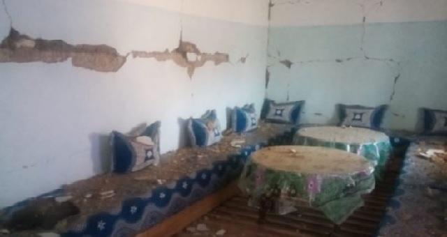 Un tremblement de terre frappe de nouveau Midelt