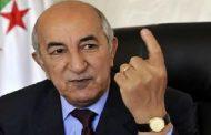 Algérie : Le candidat à la présidentielle Abdelmadjid Tebboune accuse la France d'ingérence