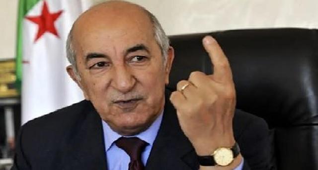 Affaire Drareni : Attaqué de toutes parts à cause de sa politique de répression, le président algérien Tebboune accuse RSF de vouloir