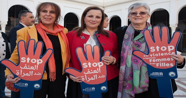 ONU-Femmes lance une campagne contre les violences faites aux femmes à Marrakech