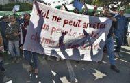 Algérie : Manifestation massive contre la présidentielle à 48 heures de la campagne