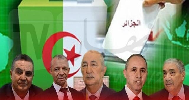 Présidentielle en Algérie: Le général Gaïd Salah place déjà ses hommes