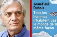 Le prix Goncourt attribué à Jean-Paul Dubois