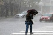 Bulletin spécial: Averses orageuses localement fortes mardi et mercredi