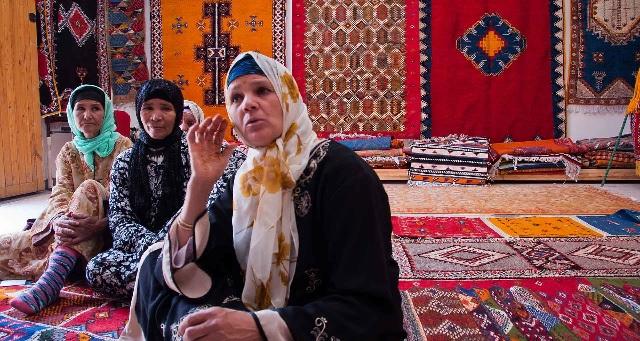 Ouarzazate: La petite localité de Tazenakht accueille son premier Forum de la femme rurale