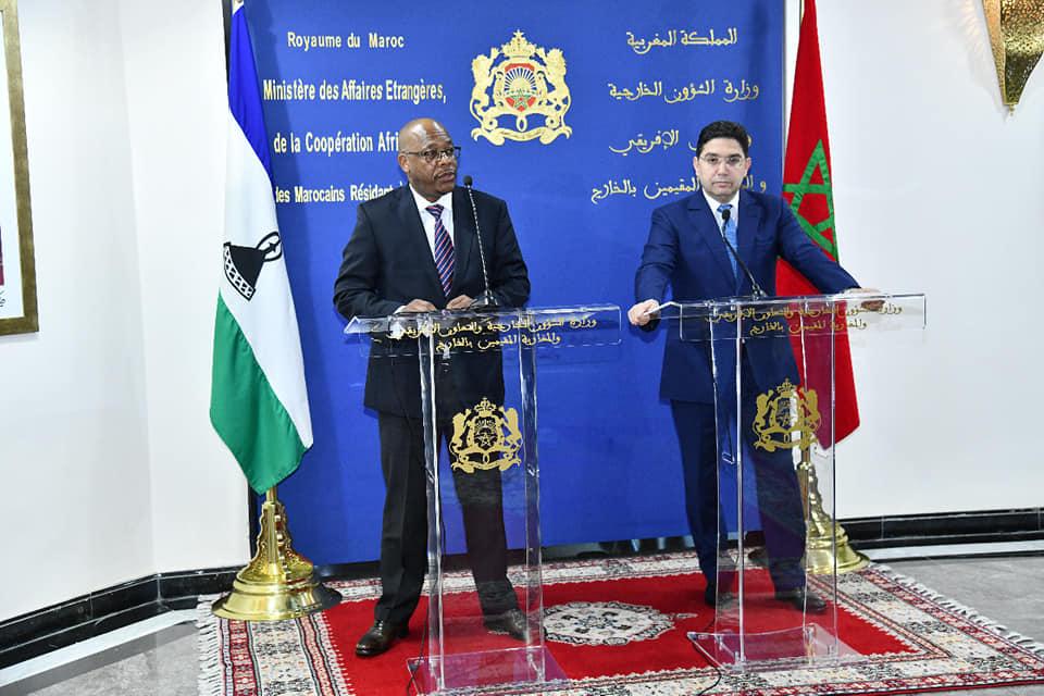 Sahara marocain: Le Royaume du Lesotho suspend toutes ses décisions et déclarations antérieures