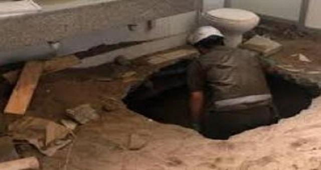 Brésil: découverte d'un tunnel de 60 mètres creusé pour braquer une banque