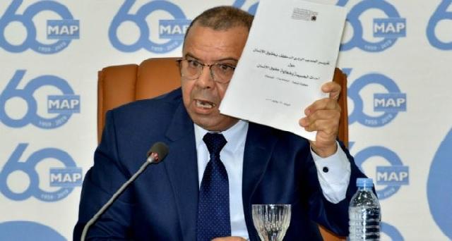 Maroc: Parution du rapport interministériel sur