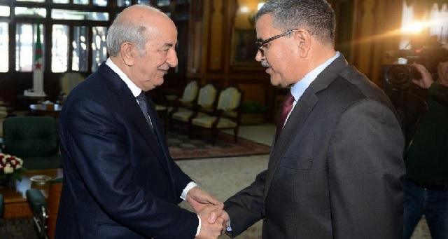 Algérie : Nomination de l'universitaire Abdelaziz Djerad, Premier ministre