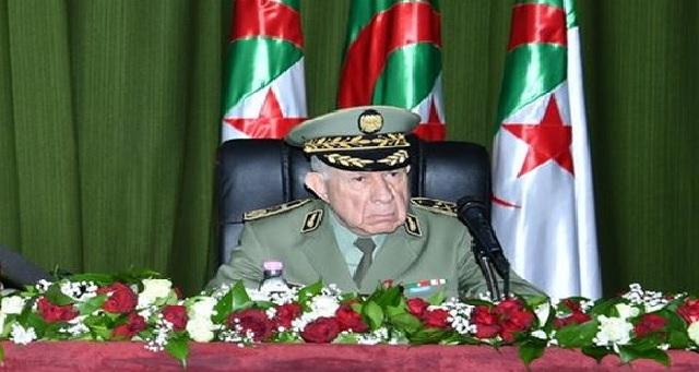 Le Général de division Saïd Chengriha remplace Gaid Salah à la tête de l'armée algérienne
