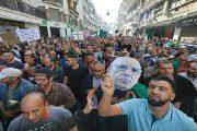 Algérie: Manifestation anti-élections à Alger à 24 heures du scrutin