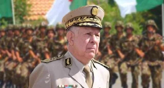 Fidèle à la démagogie de son prédécesseur, le général Chanegriha déclare : « L'Algérie a fait face à un dangereux complot »