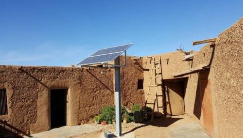 Quelque 22000 logements ruraux seront électrifiés pendant les trois prochaines années