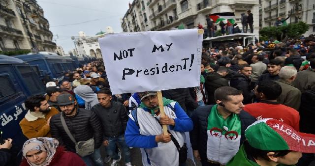 Washington soutient le droit des Algériens à
