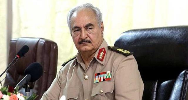 Libye: Haftar a quitté Moscou sans signer l'accord de cessez-le-feu