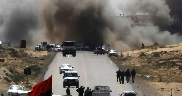 Crise en Libye : Alger et Rome s'engagent à œuvrer pour un cessez-le-feu