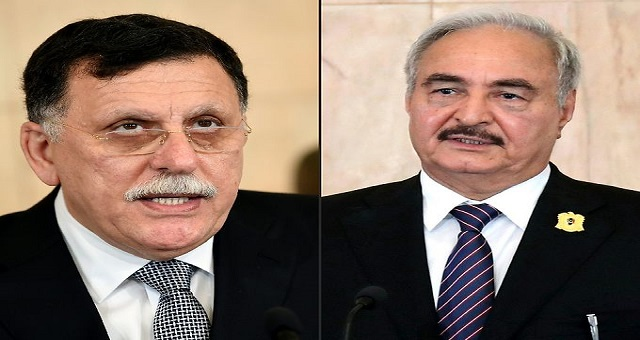 Un cessez-le-feu conclu en Libye