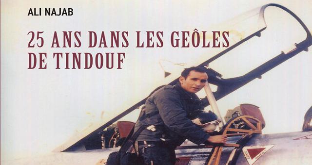 Ali Najab présente son livre «25 ans dans les geôles de Tindouf», à Rabat