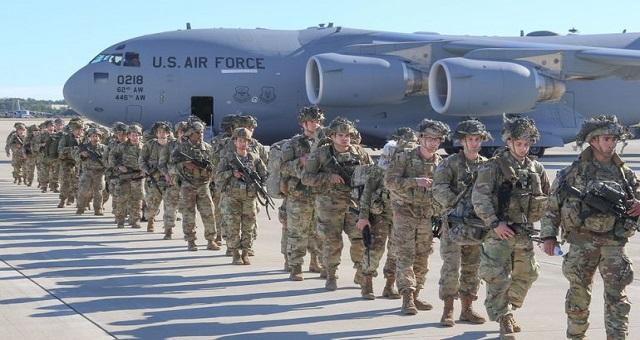 Washington envoie 3.000 à 3.500 soldats de plus au Moyen-Orient