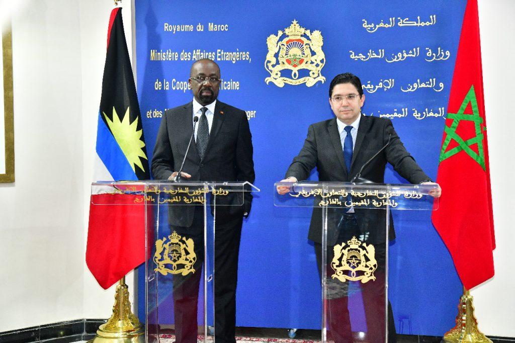 Diplomatie: Antigua-et-Barbuda confirme ses positions «claires et constantes» soutenant la marocanité du Sahara