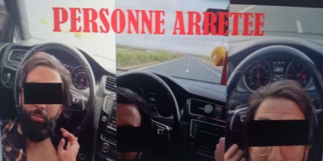 Casablanca: Le conducteur «spectaculaire» a été arrêté