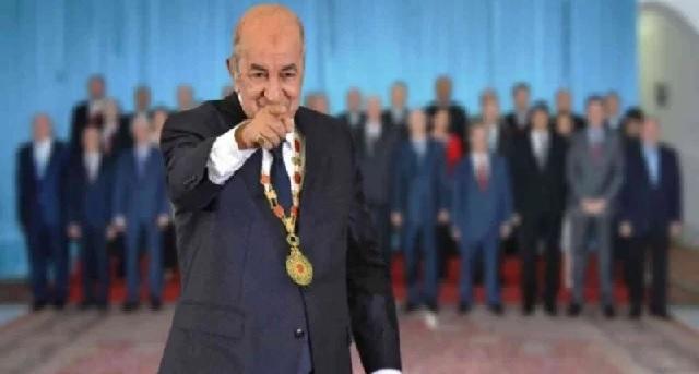 Algérie : Le nouveau président Tebboune nomme son premier gouvernement composé d'anciens fidèles du régime