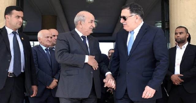 Alger exhorte la communauté internationale à