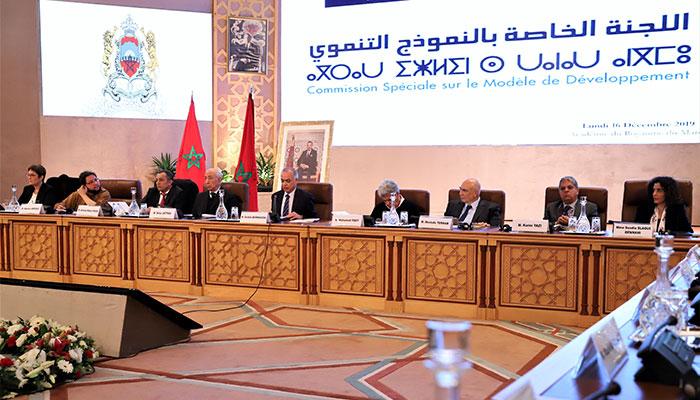 Chakib Benmoussa présente les résultats de son rapport devant le parlement