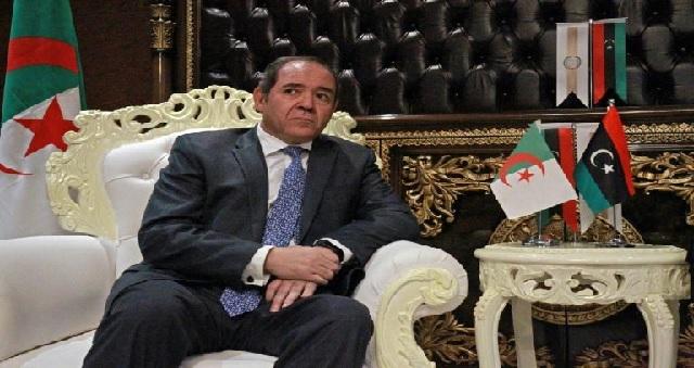 Libye : Le chef de la diplomatie algérienne rencontre Haftar dans l'Est
